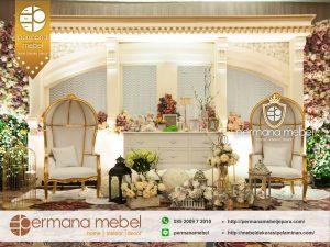 Dekorasi Pelaminan Photo Booth Karet Eropa