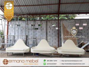 Sofa Set Pelaminan Minimalis Modern Terbaru